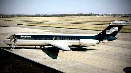 Air Crash Investigation Southern Airways Flight 242 Delta, Air Lines Flight 191