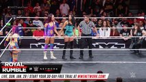 FULL MATCH - Asuka vs. Kay vs. Royce vs. Cross - NXT Women's Title Match- NXT Takeover- San Antonio