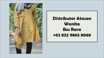 +62 822 9865 8068 Reseller Baju Muslim Modern
