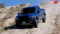 VÍDEO: Prueba del Ford Raptor F-150, el pick up más bestia