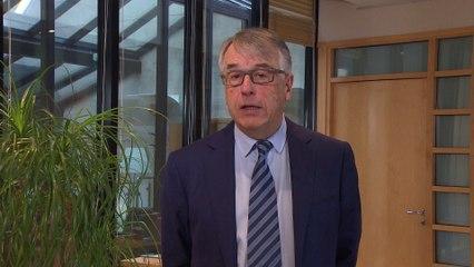 Jean-René Lecerf adresse ses voeux aux Nordistes pour 2018