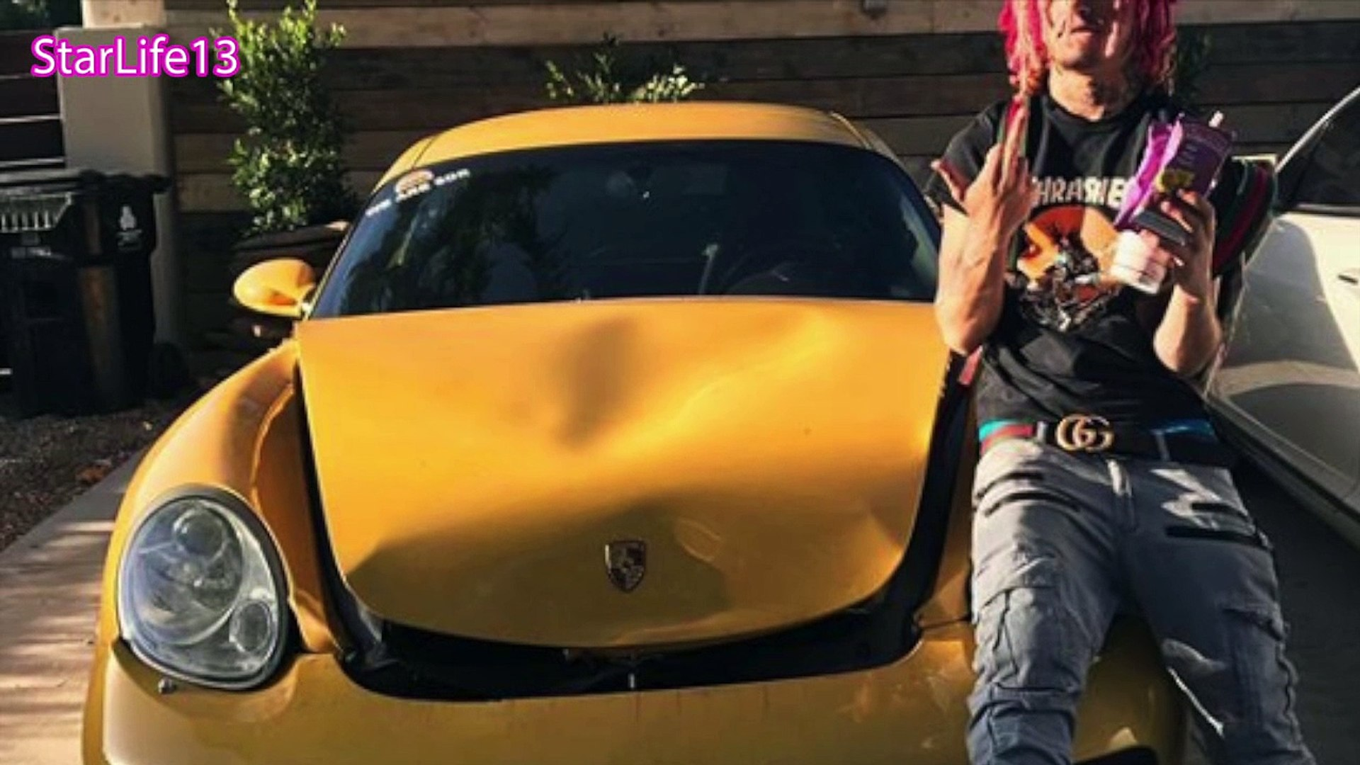 Lil Pump Cars Collection Video Dailymotion
