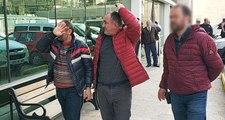 Hırsızların, 150 Bin Lirayı Çalmak İçin Kurdukları Tezgahı Kameralar Kaydetti