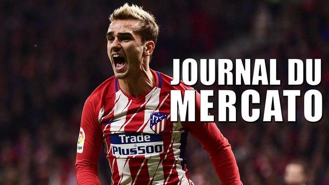 Journal du Mercato : une révolution se prépare à l'Atletico Madrid, l'OL prépare des coups