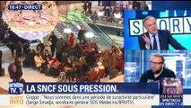 """SNCF: Guillaume Pépy met son mandat """"à la disposition du gouvernement"""""""