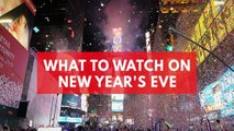 What to watch on New Year's Eve to ring in 2018