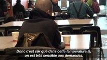 A Montréal, le froid extrême dangereux pour les sans-abri
