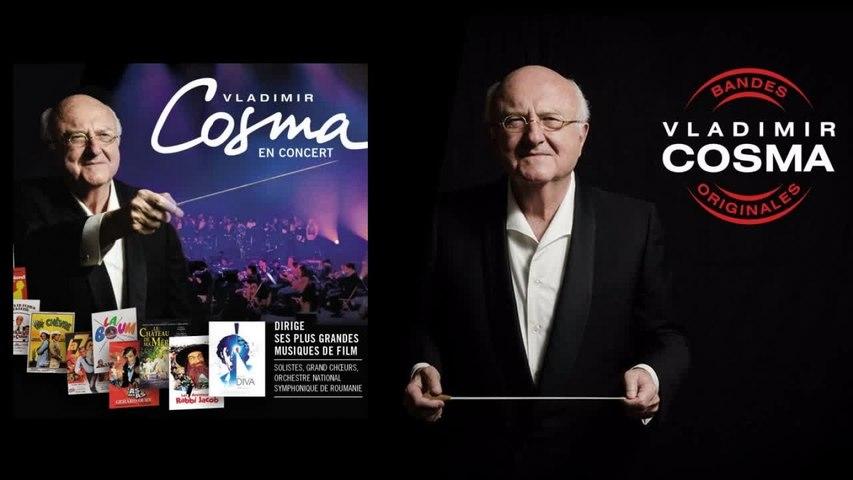 Vladimir Cosma - L'Aile ou la Cuisse: Concerto Gastronomique - Live