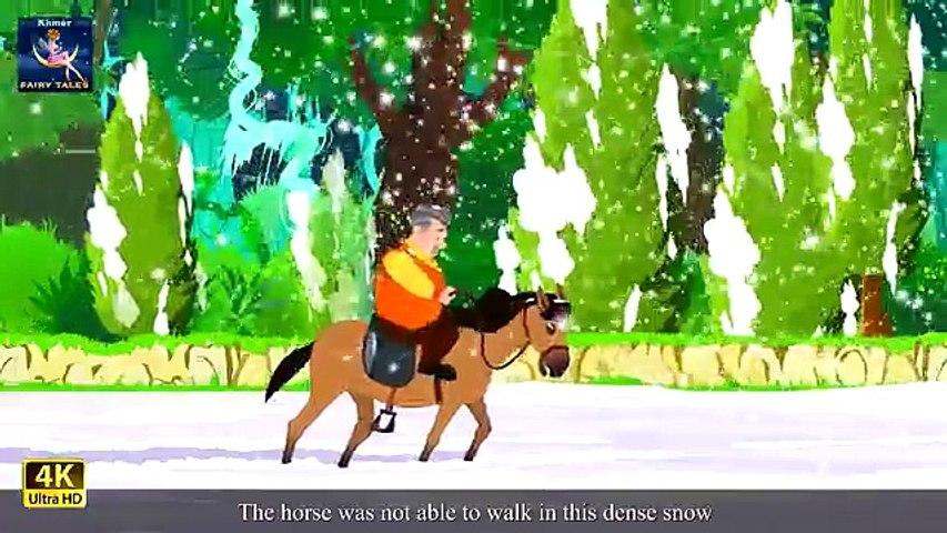 រឿងនិទានខ្មែរ, រឿងមនុសសចចក និង ធីតាសម្រស់, Khmer Fairy Tales, Khmer Cartoon | Godialy.com