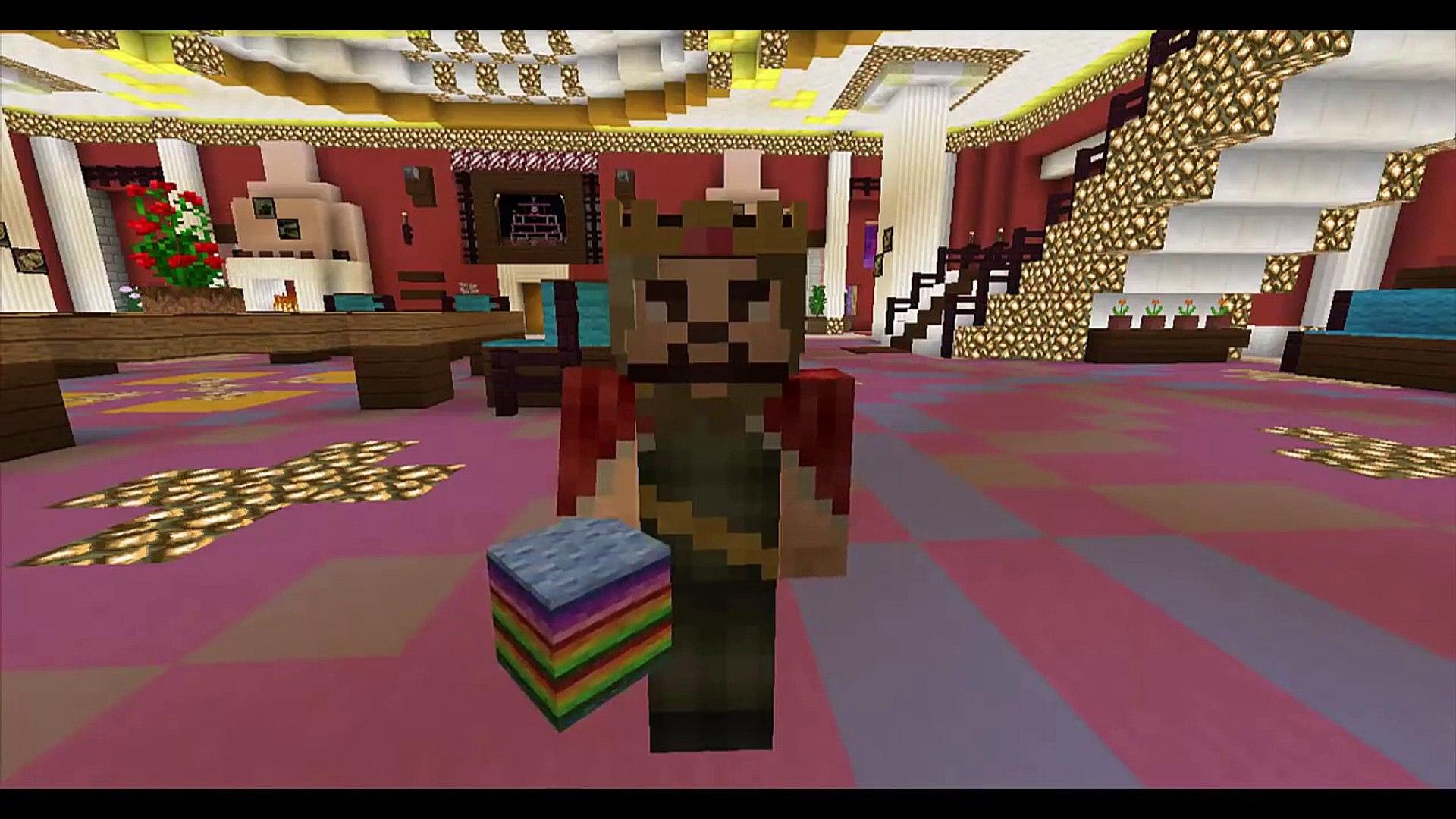 Zengin Vs Fakir 117 Fakir In Yeni Arabasi Minecraft Video Dailymotion