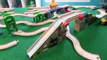 THOMAS AND FRIENDS BRIO ONLY TRACK! Thom