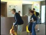 Reportage bilan tourisme larmor plage Eté 2006