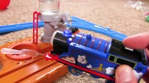 Thomas and Friends _ Thomas Train TOMY Trackmaster Steam Tower _ Fun Toy Trains for