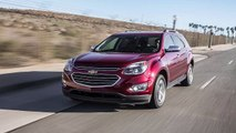Chevrolet Equinox LTZ AWD - 2016 Chevrolet Equinox LTZ AWD First Test Review #Auto_HDFr