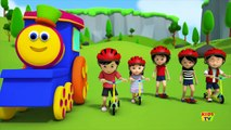 Shapes Rolling Shapes Song Learn Shapes Nursery Rhymes Songs For Child Bob the train S03EP045-5N8e