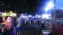 Pasar Malam, An Evening Flea Market for Tourists - Penang Holidays, Malaysia