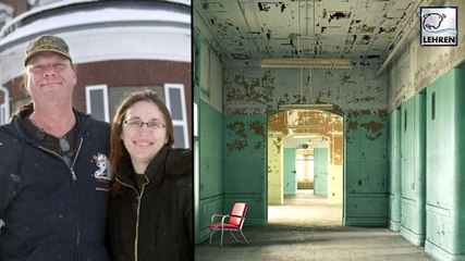 Haunted Hospital TURNS Into Hauted Bed & Breakfast!