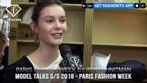 Paris Fashion Week from Top Models in the World Model Talks S/S 2018 Part 1 | FashionTV | FTV