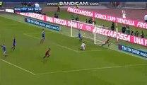 Alessandro Florenzi Goal - Roma 1-1 Sassuolo 30.12.2017