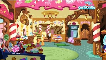 My Little Pony: L'amicizia è Magica [Stagione 7] [Episodio 23] Torte e Segreti [COMPLETO]