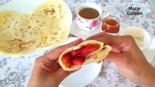 Crepes recipe Easy And Tasty Breakfast Recipe Egg Crepes rec