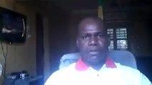 Hamidou Maïga - le président du mouvement patriotique kayesiens
