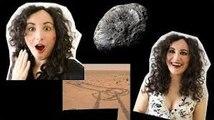Florence Porcel - 8 formes insolites du systeme solaire Part2/2