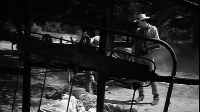 Tate COMANCHE SCALPS (Ep 8) TV Western  LEONARD NIMOY