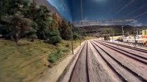HO Gauge Model Railway Cab Ride | Pilentum Television - The world of model trains
