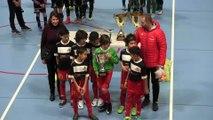 Tournoi de Noël 2RFC 2017 : Remise des trophées (U11)