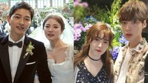 K-Drama Couples That Turned Into Real Life Relationships | KPOP Couple