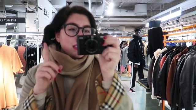 SHOPPING THE SALES IN LONDON   VLOG