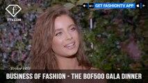 Selena Gomez The BoF500 Gala Dinner Business of Fashion New York Fashion Week | FashionTV | FTV