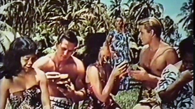 She Gods Of Shark Reef (1958) ROGER CORMAN part 1/2