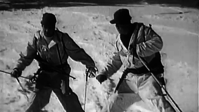 Ski Troop Attack (1960) ROGER CORMAN part 2/2