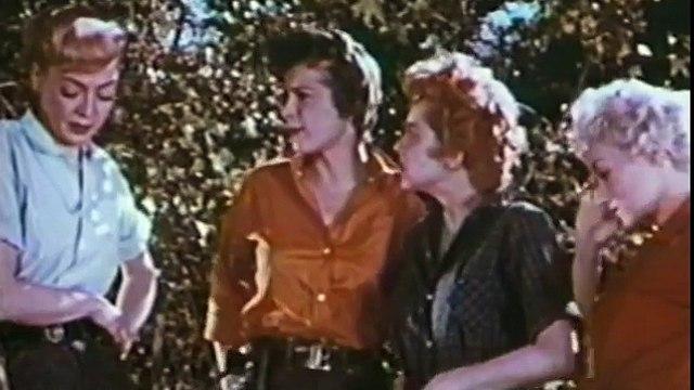 Swamp Women (1956) ROGER CORMAN part 1/2