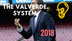 The Valverde System ● Half Season Show ●FC Barcelona Plays 2017/18 ● HD