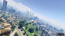 Grand Theft Auto V_ 15 VOOS de FACA