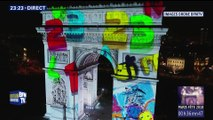 Revivez le spectacle du Nouvel An sur les Champs-Élysées avec BFMTV