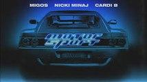 Migos – Motorsport FT. Nicki Minaj & Cardi B (Official Lyrics Video)