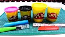 Play-Doh Knete Knetmasse deutsch   Kneten mit Kindern   Hello Kitty Knete Figuren   Hasbro