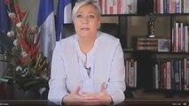 Marine Le Pen, Laurent Wauquiez, François Bayrou : les voeux politiques - 01/01/2018
