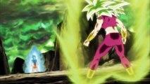 Super Saiyan Blue Goku vs Super Saiyan Kefla - Dragon Ball Super Episode 115 English Sub