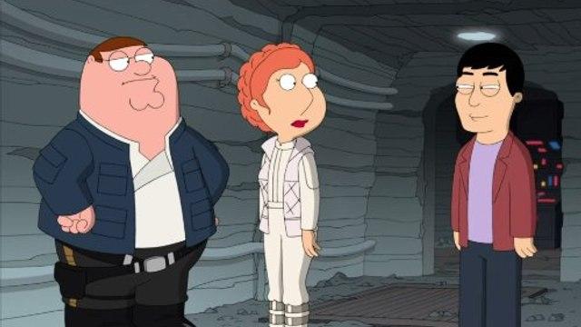 FOX: Family Guy Season 16 (Episode 10) - English Subtitle #HD