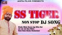 SS TIGER - NON STOP DJ SONG || New Audio Song || FULL Album - Dj Mix || Mp3 || Hindi Krantikari Desh Bhakti Song || Gau Mata Song || Rajasthani Dj Remix Song || Anita Films || Dance Songs |