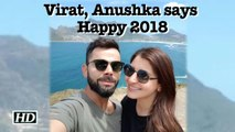 Virat, Anushka welcome 2018 near blue sea in South Africa