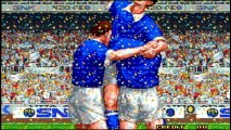 Neo-Geo Cup '98 - The Road To The Victory. Finale ITALIA-BRASILE