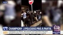 Ce que l'on sait sur l'agression de deux policiers à Champigny-sur-Marne le soir du réveillon