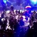 Video. !Ultimo Minuto! Tr3mendo pleito en pleno concierto de Ozuna y Bad Bunny! Cuando el pleito inicia Ozuna se queda y
