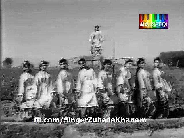 Resham Da Laacha Lakk Way - Zubeda Khanam for Musarrat Nazir - Film Yakkay Wali (1957) Music G.A.Chishti